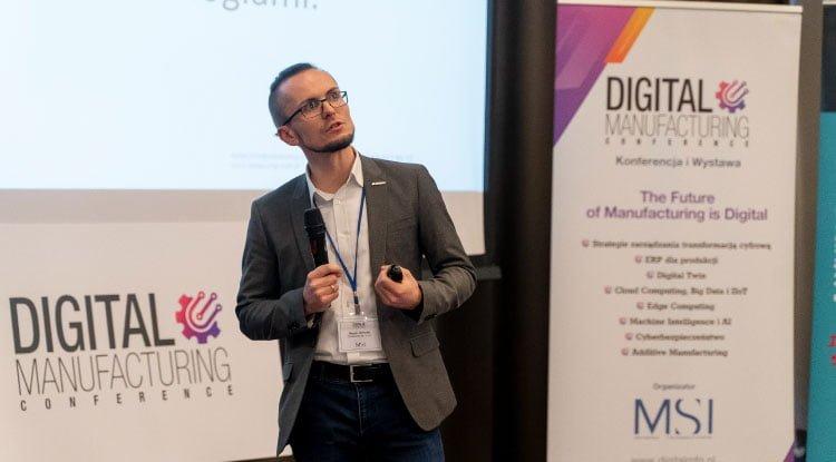 Digital Manufacturing Marek Orlowski